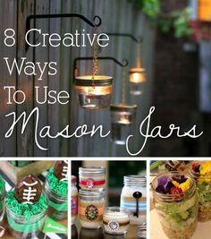 Mason jars continue