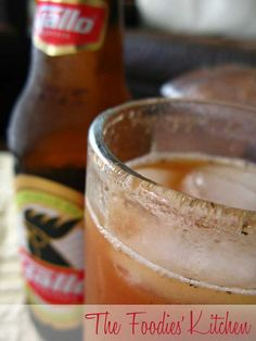 Michelada by The Foodies' Kitchen, via Flickr