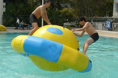 Water Games on Product Model  New Design Inflatable Water Game