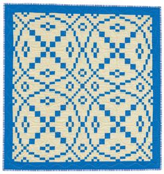Remarkable Rectangles strip-pieced quilt by Robert DeCarli - Martingale