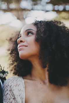 CurlsUnderstood.com: Nikisha from Urban Bush Babes