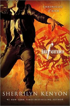 Inferno (Chronicles of Nick Series #4) - Sherrilyn Kenyon