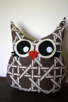 etsy stuffed owl
