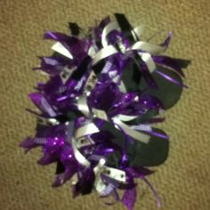 Tri Sigma skull and crossbones ribbon flip flops. I think that they turned out amazing.