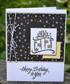 DeNami Star Birthday Present card by @Stacy