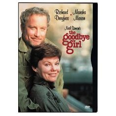 The Goodbye Girl.  This was where I fell in love with Richard Dreyfus.
