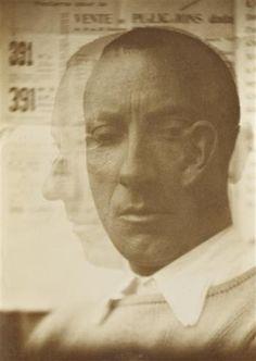 El Lissitzky - Hans (Jean) Arp, 1924