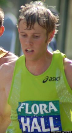 Ryan Hall  From Big Bear  Event Track and Field