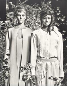 magazin februari, field day, craig mcdean, vintage pictures, edward ennin, fashion editorials