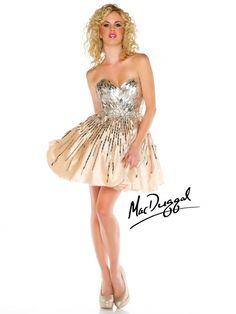 Strapless sweetheart toule