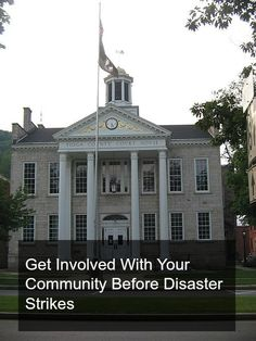 #Celiac #Coeliac, Get Involved w/ Your Community Before #NaturalDisaster Strikes. Dbl-click pic for article.