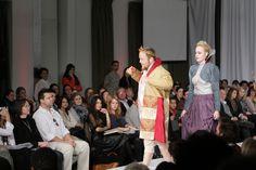 Macbeth becoming King of Scotland  Designer: Cara Delport  Photo: SDR photo