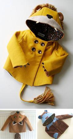 Adorable Winter coat for kids