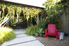 Indoor-outdoor garden: Remodelista