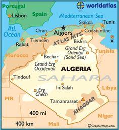 Algeria  ~Repinned Via Marissa Carr