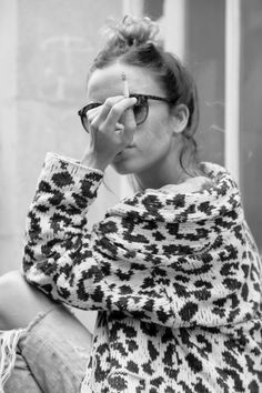 #leopard sweater  sweater #2dayslook #new sweater #sweaterfashion  www.2dayslook.com