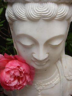 Kuan Yin, Goddess of Compassion.