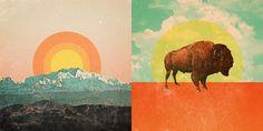 Sunshine Prints