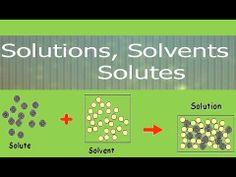solute solvent, educ videossci, cc cycl