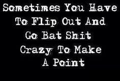 haha so true! You always feel better afterwards too!