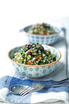 Israeli couscous