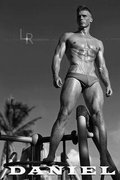 DANIEL RUMFELT male fitness model © LUIS RAFAEL www.facebook.com/luisrafael4photos Tags #malemodel #male_model #hotguy #hot_guy #ripped #barechest #muscle #hunk #nicearms #sixpackabs #pecs #biceps #armpits #bodybuilder #bikinibrief #comehither