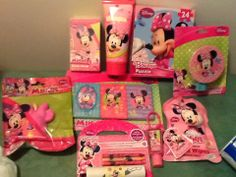 Disney gift basket from the Dollar store!