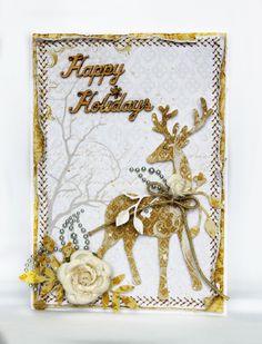 Happy Holidays~Scraps Of Elegance~ - Scrapbook.com