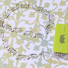 elephants! I want these paper clips!!