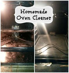 Awesome homemade oven cleaner! - http://saviorcents.com/awesome-homemade-oven-cleaner/ - #DiyOvenCleaner, #HomemadeOvenCleaner