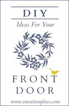 easi diy, craft, diy wreath, decorating ideas, diy gift, front doors, baskets, diy decor, decor idea