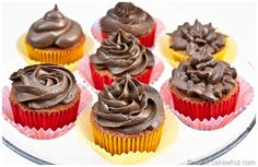 Cake Whiz | Chocolate buttercream icing