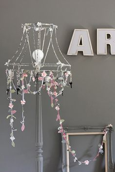 DIY: fun streamer decorations..