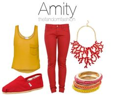 Amity inspired