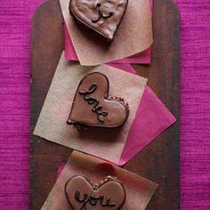 Get the recipe for Hazelnut Hearts.