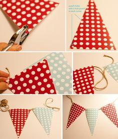 How to make #Party Banners