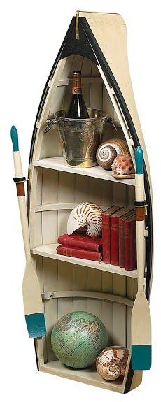 Dory Bookshelf-Table wth Glass