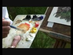 'Painting Stone Walls' - SBS Tutorial by Paul Taggart