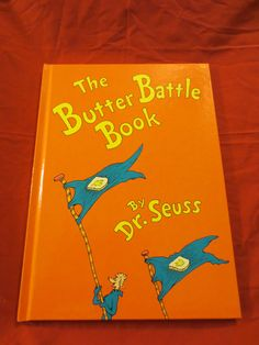 Dr Suess iPad case  The Butter Battle Book by OhWhatDreamsMayCome, $50.00