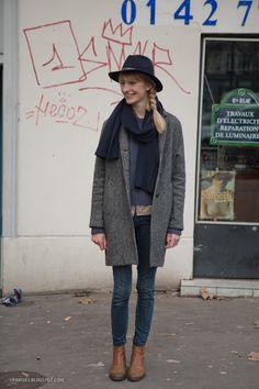 via Paris x 3