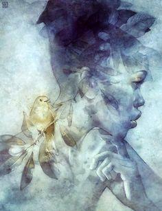 ilustración de Anna Dittmann