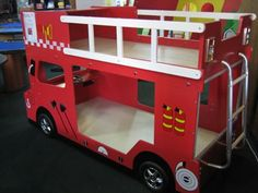 Fire Truck Toddler Bedding on Double Decker Fire Engine Bunk Bed Products  Buy Double Decker Fire
