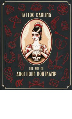 TATTOO DARLING BOOK - i want to see these designs