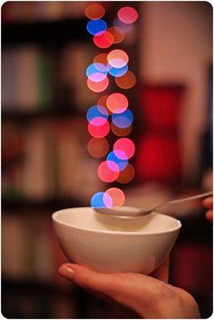Sparkle & Glow - Bokeh