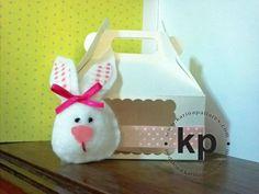 Cajitas para chocolates - Pascuas