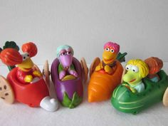Fraggle Rock (1988) | The 25 Greatest Happy Meal Toys Of The '80s