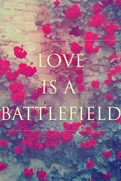 """Pat Benatar - """"Love Is A Battlefield"""""""