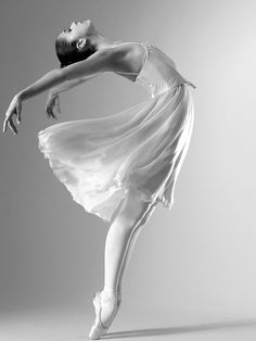 Everyone wants to dance and everyone can do it. When you're alone in a room, turn off all the lamps except a small desk lamp. You will see your shadow on the white wall. Now enjoy yourself like a swan.