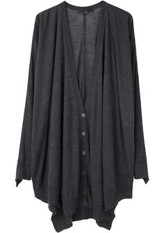 alexander wang oversized cardigan