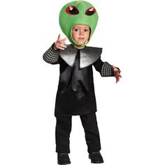 Alien Toddler Halloween Costume